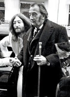 John Lennon and Salvador Dali                                                                                                                                                      Más