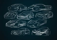 BMW i9 | sketches