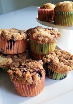 Maailman parhaat muffinssit (7) Sweet Tooth, Cupcakes, Sweets, Baking, Breakfast, Desserts, Recipes, Food, Party