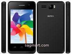 The Indian mobile maker: Intex has launched a brand-new mobile phone: Aqua at just Rs. 2399 to diversify the booming budget segment of Android smartphones. Mobile Maker, Newest Smartphones, New Mobile Phones, Mobile Gadgets, Entry Level, Budgeting, Folk, Aqua, Bring It On