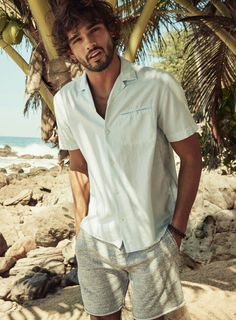 Marlon Teixeira for H&M summer 2016