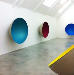 In The Shadow of the Tree and the Knot of The Earth - Anish Kapoor gives a tour of his new works at London's Lisson Gallery