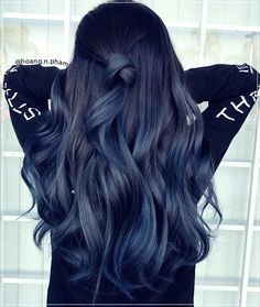 85 silver hair color ideas and tips for dyeing maintaining your grey hair 10 Dyed Hairstyles Color dyeing Grey Hair Ideas maintaining Silver Tips Cute Hair Colors, Hair Dye Colors, Ombre Hair Color, Cool Hair Color, Indigo Hair Color, Hair Color Ideas For Black Hair, Vivid Hair Color, Different Hair Colors, Pelo Color Azul