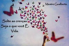 Release your beliefs. Be what you Are: LIFE. ////  Suelte las creencias. Sea lo que Es: la Vida. /// Satsang Mestre Gualbertp