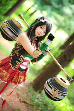 Guan Yinping | Dynasty Warriors 7