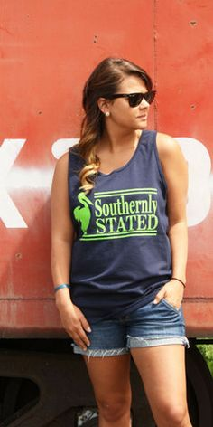 Southernly Stated Tank