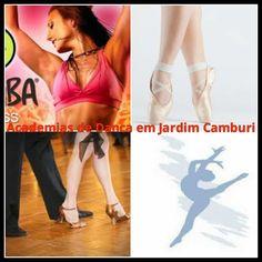 Academias de Dança em Jardim Camburi
