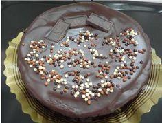 Tarta sobredosis de chocolate