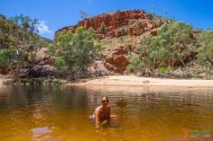 Ormiston Gorge - West MacDonnel Ranges, Northern Territory, Australia