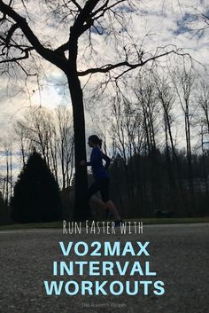 Want to run faster? Try one of these time-based VO2Max interval workouts to increase your speed!