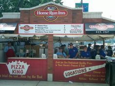 Home Run Inn wins #1 Pizza at Taste of Chicago six years in a row 1991-1996