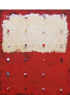 Francesc Roca - Sans Titre 2 - Acrylique et huile sur toile