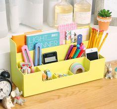 [바보사랑] 이거 하나면 책상 정리 끝! /정리/데스크용품/필기구정리/책상정리/수납함/필통/수납함/Clean/Housing/Desk Accessories/Writing/Pencil case