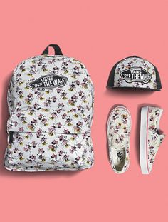 Vans x Disney Collaboration Features Minnie & Mickey Mouse Vans Disney, Disney Purse, Disney Shoes, Disney Outfits, Disney Fashion, Disney Handbags, Disney Clothes, Kids Fashion, Girl Outfits