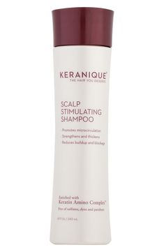 Shop a great selection of Keranique Scalp Stimulating Shampoo. Find new offer and Similar products for Keranique Scalp Stimulating Shampoo. Hair Loss Cure, Oil For Hair Loss, Stop Hair Loss, Prevent Hair Loss, Home Remedies For Hair, Hair Loss Remedies, Herbs For Hair, Keratin Complex, Hair Growth Shampoo