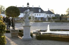 Nedergård gods på Langeland, 7 km nord for Tranekær. | Castles and Manorhouse in Denmark | Pinterest