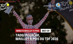 #TDF2020 - Best-Of - E.Leclerc Polka Dot Jersey Minute / Minute Maillot à Pois