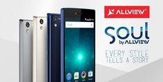 Allview X2 Soul Style este noul smartphone al companiei brașovene – Specificații complete și preț