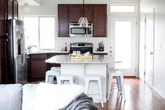 big kitchen island   In Colorado, A Scandinavian-Inspired Home Full of Gratitude | Design*Sponge