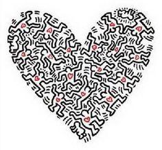 凯斯·哈林(Keith Haring) 国外 艺术档案