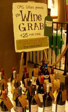 """""""Cork Pull"""" Method Allows you to Show the Bottles"""