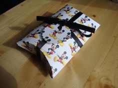 Mickey Mouse Pillow Boxes  Qty 10  Party by CreativeHolidays, $7.50