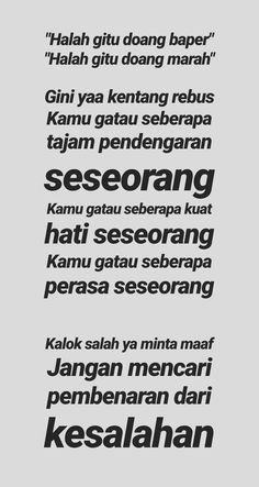 Snap Quotes, All Quotes, Self Love Quotes, Jokes Quotes, Mood Quotes, Life Quotes, Quotes Lucu, Cinta Quotes, Quotes Galau
