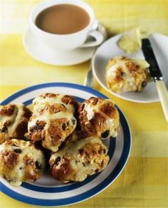 Hot Cross Buns | Nigella Lawson