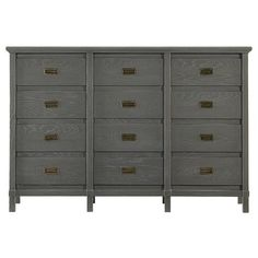I pinned this Stanley Furniture Haven's Harbor Dresser from the Honey We're Home event at Joss and Main!