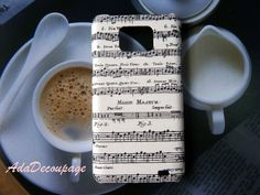 Music Lover - Samsung galaxy S2 , Galaxy S2 Case , Case Cellphone , Case Handmade