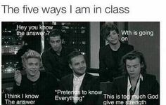 funny one direction memes One Direction Quotes, One Direction Videos, One Direction Pictures, I Love One Direction, 1d Imagines, Lol, School Memes, Funny Relatable Memes, Funny Humor