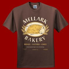 Mellark Bakery t-shirt from the Hunger Games!