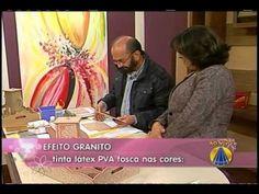 Sabor de Vida | Caixinha Esponjada com Chuva Americana por Carlos Saad - 25 de Novembro - YouTube