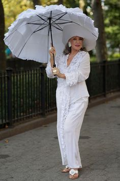 Your Last Chance To Wear White [ Find. Shop. Discover. www.specialteesboutique.com ] ADVANCED STYLE