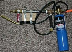 home made flame thrower