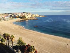 The city of A Coruña is less than 2 hours from London
