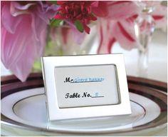 Entdeckt kreative Namensschilder in unserer großen Tischkarten-Bildergalerie und lasst euch von den kreativen Ideen inspirieren!