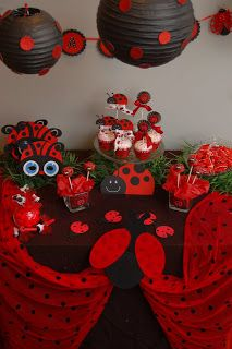 Maddyson's Lane: Lady Bug Party