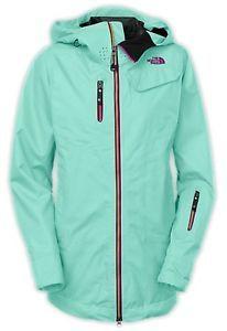 The North Face Cymbiant Womens Large Ski Snowboard Jacket Coat Blue 2013 Ret$400 | eBay