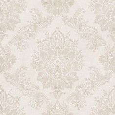 Barock Tapete Pastell Farben Ornamente Klassik von Rasch beige türkis rot grau