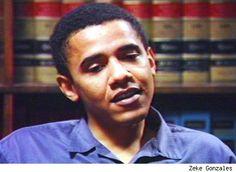 Old Photos of President Obama |