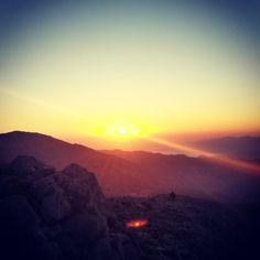 Νότια Κρήτη, ξημέρωμα.!