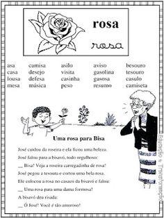 Portal Escola: Caderno de leitura Classroom, Memes, Portal, Activity Books, Sight Word Activities, Letter E Activities, School Birthday, Reading Skills, 1st Day Of School