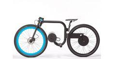 One Horse E-Bike - Joey Ruiter