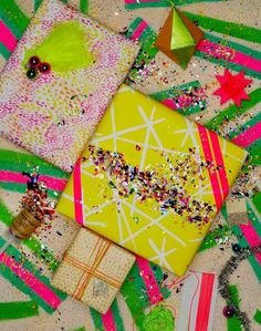 4b0592888ca2 Gift.  4 fresh gift wrapping ideas - SFGate Wrapping Ideas