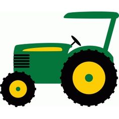 farm tractor silhouette design tractor and silhouettes rh pinterest com john deere tractor cartoon clip art john deere tractor cartoon clip art