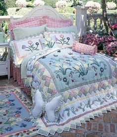 Image detail for -Butterfly Quilt and Bedspread - Discount Home Bedding