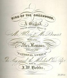 Bird of Greenwood, c1877