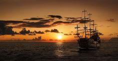 Henry Avery's Pirate Ship – The Fancy