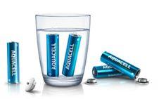 Батарейки работающие на воде - AquaCell (водяные батарейки которые заряжаются от воды) /  / alliex.ru